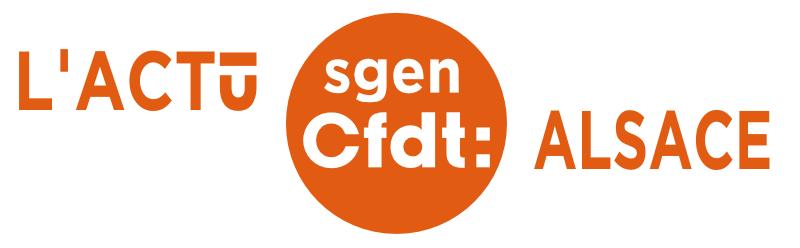 Logo Sgen-CFDT Alsace